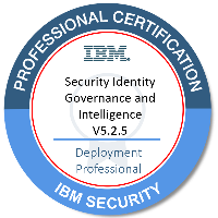 IBM Security Identity Governance and Intelligence badge