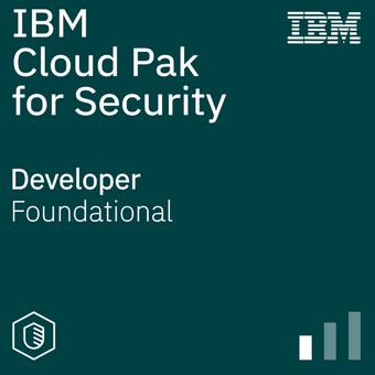 CP4S Developer badge logo